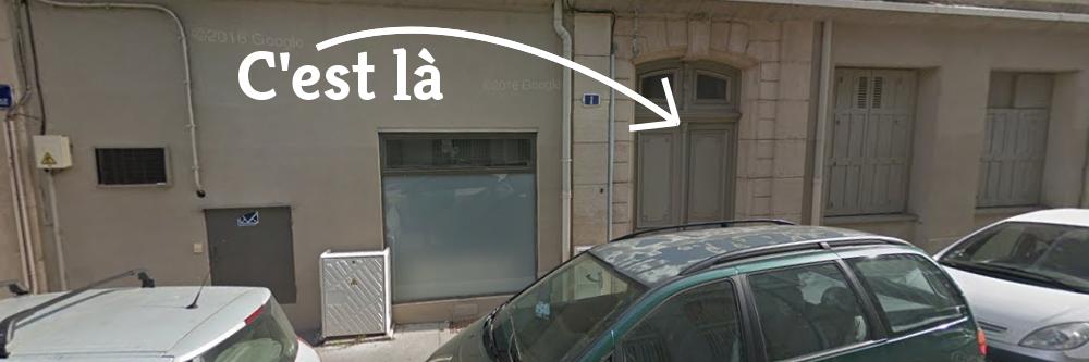 1 rue de la valse - Saint Etienne