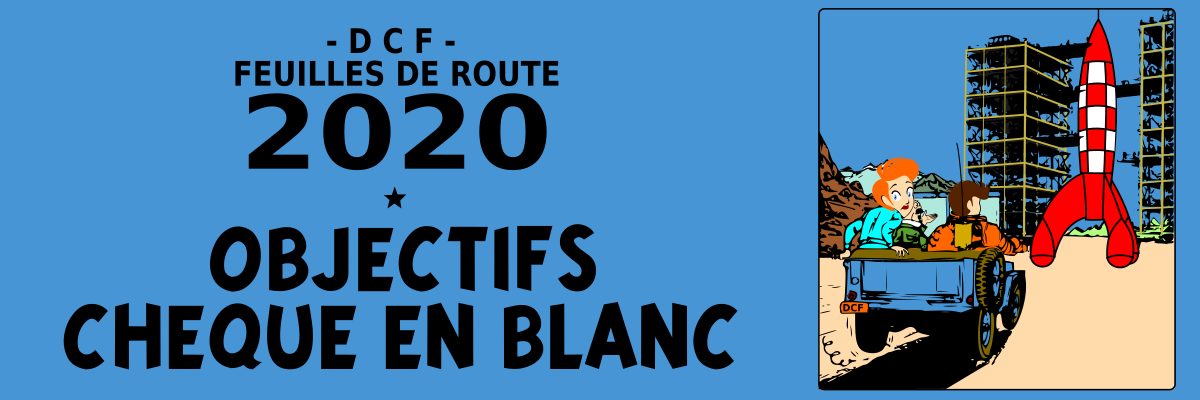 Feuilles de route 2020 DCF